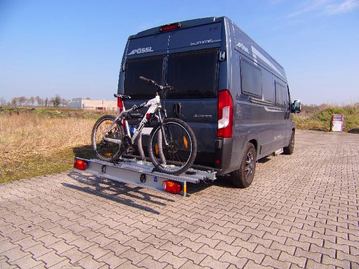 Smv Swing Carry E Bike Fahrradtrager Schwenkbar U Hochklappbar
