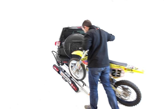 towcar balance motorradtr ger f r d anh ngerkupplung. Black Bedroom Furniture Sets. Home Design Ideas