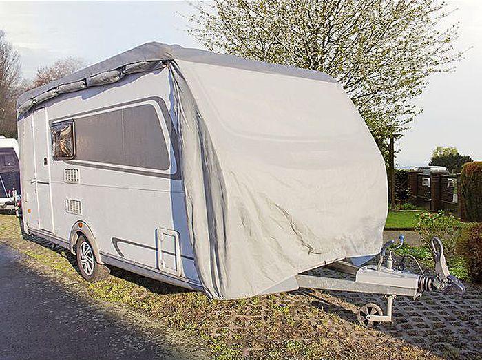 wohnwagen schutzh lle f r wohnwagen v l nge 6 70 7 00m x. Black Bedroom Furniture Sets. Home Design Ideas